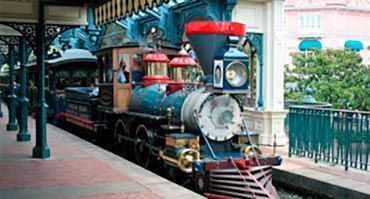Disneyland® Railroad Main Street Station