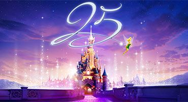 25 Aniversario Disney Paris