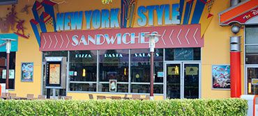 New York Style Sandwiches