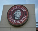 Cartel de Earl of Sandwich